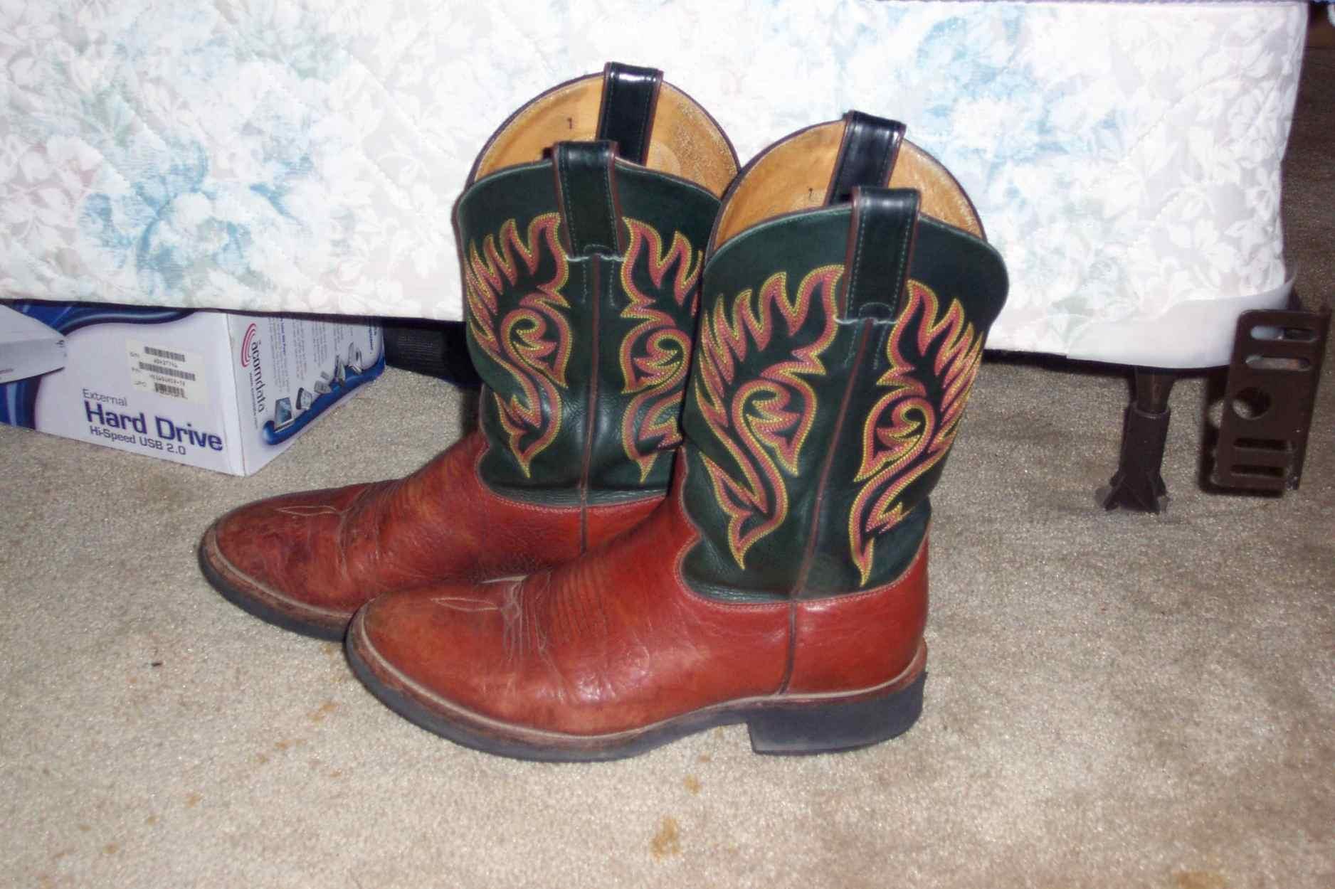 My CowboyBoots