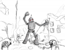 zombies vs robot 4