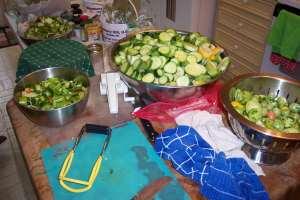 All the pickling stuff