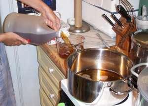 Making Brine